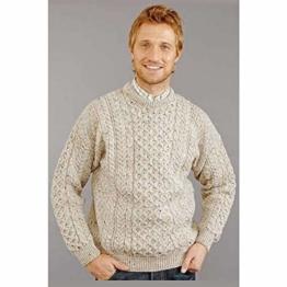 Mode-Design Niedriger Verkaufspreis neue Version Aran Pullover - Produkte aus Irland, irische Produkte